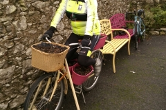 Geraldine's Shopping Bike