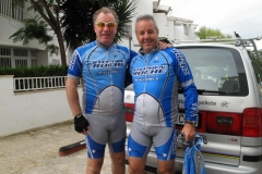 Brian and Stephen Majorca